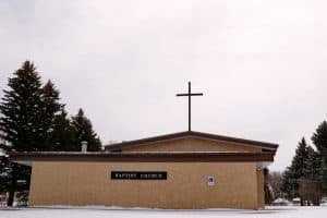 Esterhazy Baptist Church building